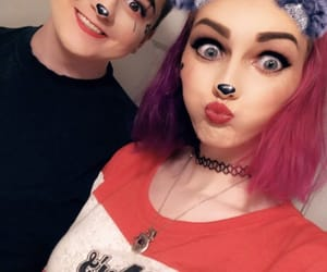 chandler, sammie, and cute couple image