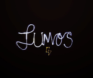 harry potter and lumos image