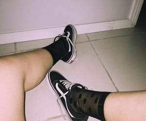 old skool, shoes, and vans image