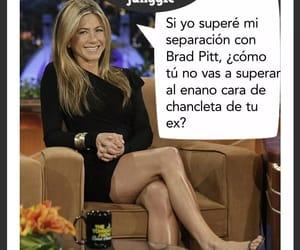 brad pitt, ruptura sentimental, and Jennifer Aniston image