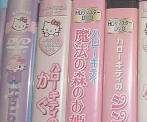 pink, hello kitty, and soft image