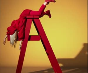 album cover, alternative, and ladder image