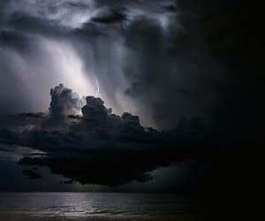 gif, lightning, and thunderstorm image
