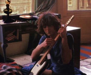syd barrett, Pink Floyd, and guitar image