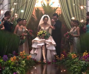 wedding and crazy rich asians image