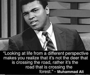ali, b&w, and inspiration image