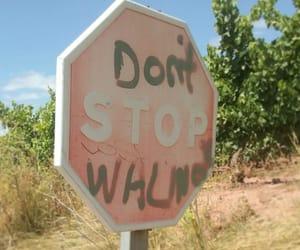 art, camino, and stop image