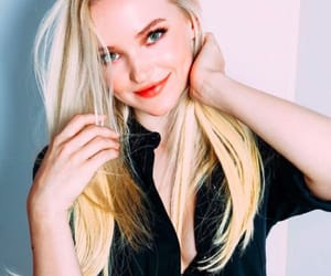 dove cameron, actress, and blonde image