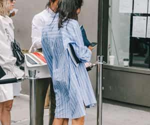 blogger, fashion, and fashion week image