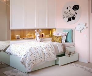 bed, casa, and cama image