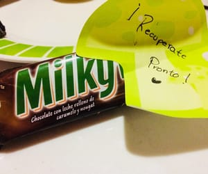 amor, chocolate, and frases image