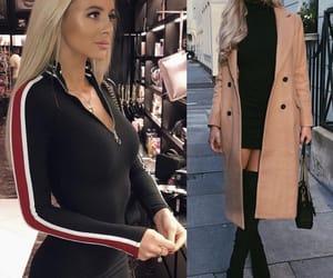 beauty, fashion blogger, and fashion image