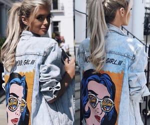 beauty, fashion, and fashion blogger image