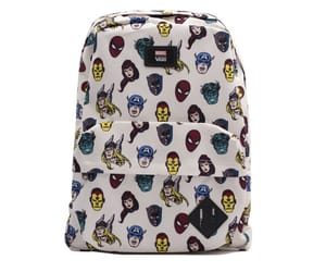 Avengers, Marvel, and mochilas image
