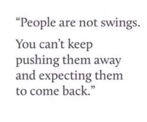 people and swing image