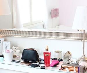 fashion, vanity, and makeup image