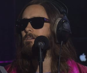 london, 30 seconds to mars, and jared leto image