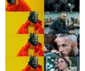 meme, vikings, and ragnar lothbrok image