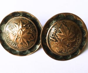 etsy, canadian, and coins image