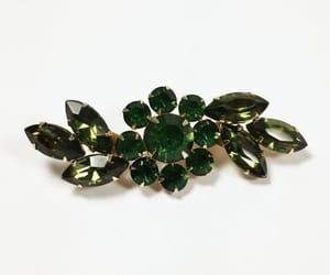 etsy, vintage 1950s 1960s, and green image