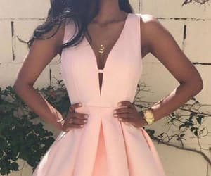 a-line prom dress and homecoming dresses 2018 image