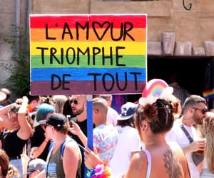 amour, pride, and paix image
