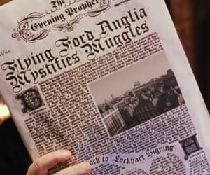 harry potter, severus snape, and muggles image