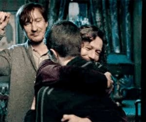 daniel radcliffe, gary oldman, and love image
