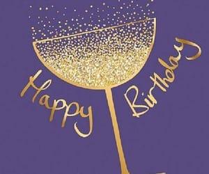 birthday, happy birthday, and anniversaire image