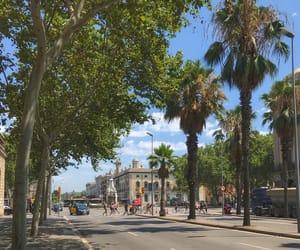 Barcelona, espana, and ocean image
