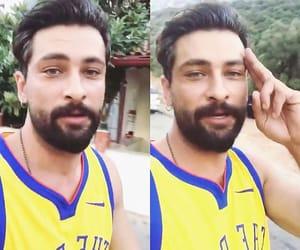 Basketball, man, and beard image