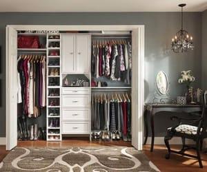 closet and perfect image