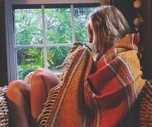 blanket, fall, and november image