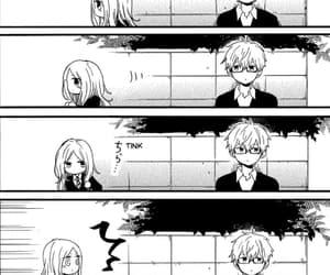 hibi chouchou, manga, and anime image