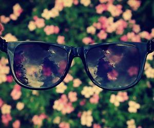 black, fuck, and glasses image