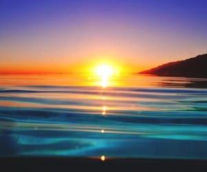 sea, view, and beautiful image