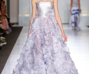 dress, ralphandrusso, and fashion image