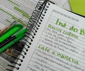 green and study image