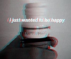 pills, sadness, and trying image