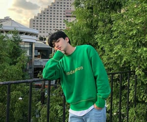aesthetic, asian boy, and boy image