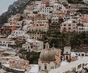 Amalfi coast, chic, and italy image