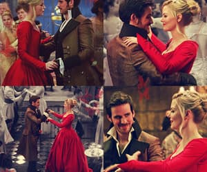 emma, once upon a time, and hook image