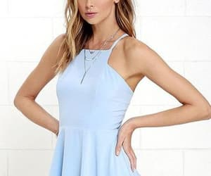 beauty, dresses for prom, and back to school dresses image