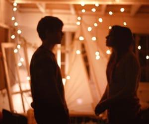 light, love, and boy image
