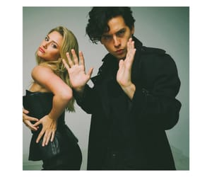 beauties, cole sprouse, and riverdale image