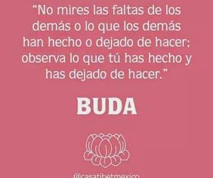 buda, frases, and frases en español image