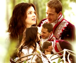 once upon a time, romantique, and snow white image
