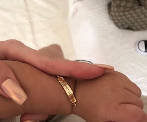 babies, tumblr, and jewelry image