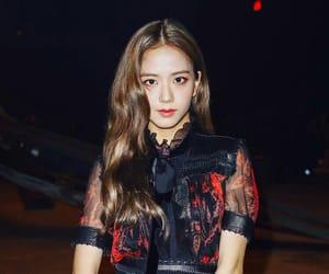 fashion week, model, and jisoo kim image
