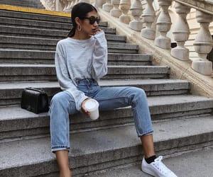 basic, fall, and fashion image